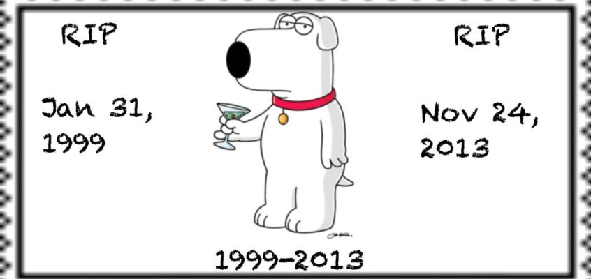 Solved in 90 sec: Brian Griffin Death Conspiracy
