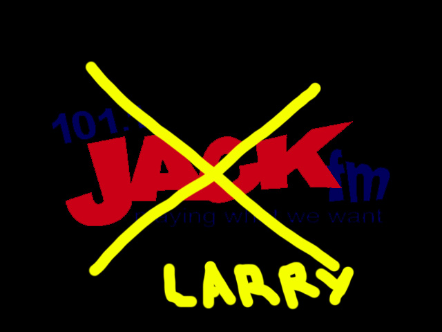 The greatest pirate of all was named Larry