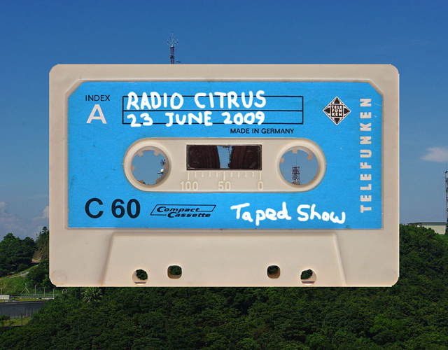 Radio Citrus #3 (2009): The terrible taped talkshow