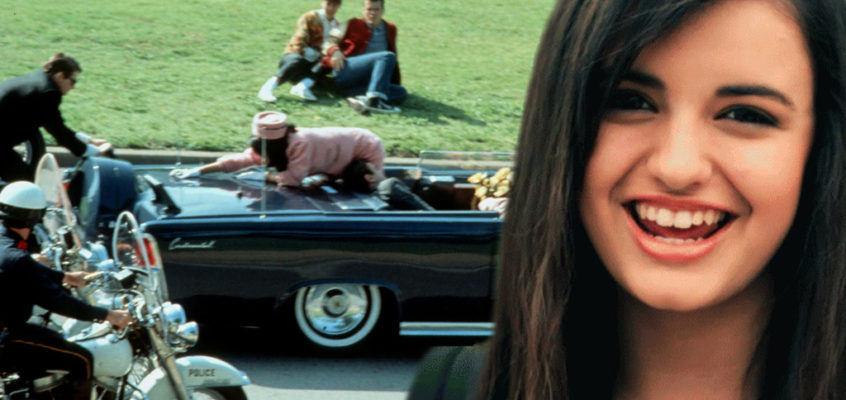 Radio Citrus #16: Rebecca Black predicted the JFK assassination