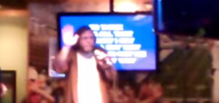 Karaoke: He did it his way