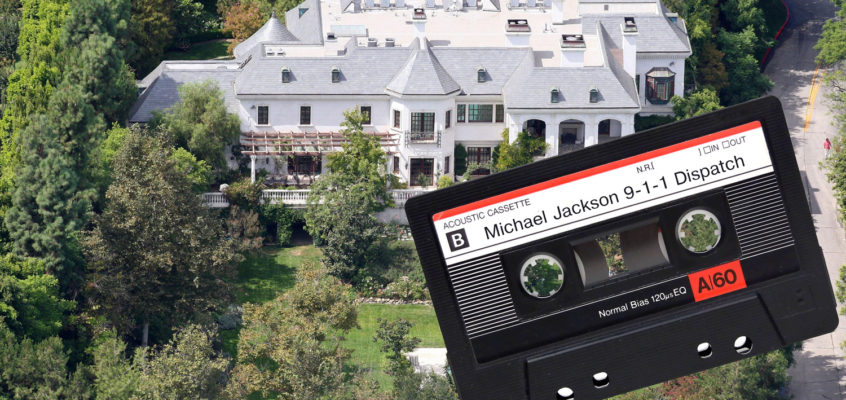 YTMND: Actual Michael Jackson 9-1-1 Tapes (2009)