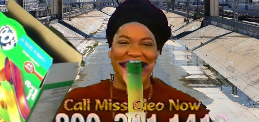 Radio Citrus #28: Miss Cleo's body cast into the L.A. River