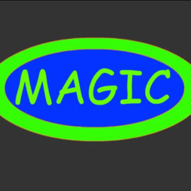 Magic can help anybody